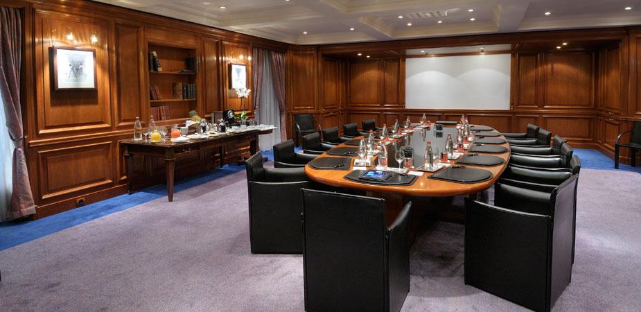 Meeting rooms of the hotel hotel de paris monte carlo for Salon ce paris