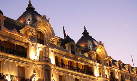 Hotel de Paris Monaco