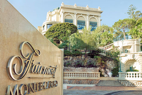 Meeting rooms of the hotel fairmont hotel monte carlo for Prix des hotels a paris