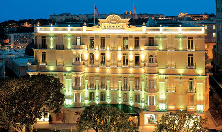 Hotel Hermitage Monaco