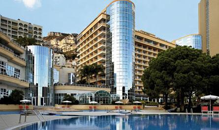 hotel luxe monaco:
