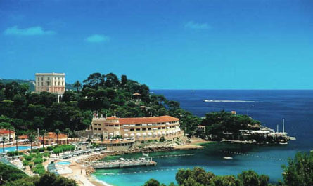 Monte-Carlo Beach Hotel