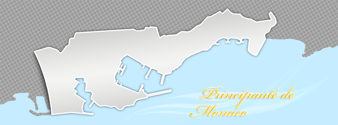Map - Palaces Monaco